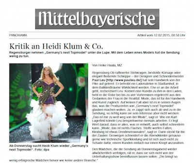 Www.Mittelbayerische Zeitung.De